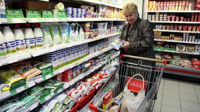 Grande distribution Panier moyen en baisse en Russie