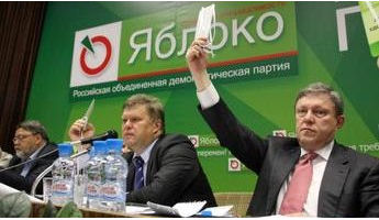 Embargo russe Yabloko
