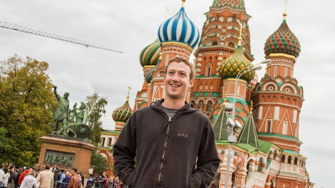 Mark Zuckerberg Linkedin interdit en Russie