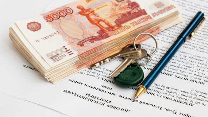 argent liquide Russie @lefilfrancoruss