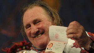 Gérard Depardieu victime des escrocs en Russie