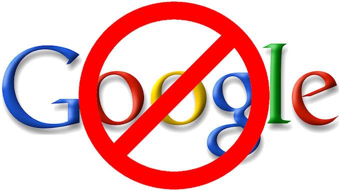 interdire Google en Russie @lefilfrancoruss