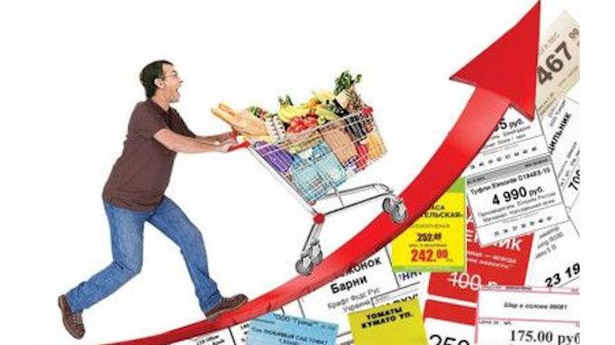 une poussée de l inflation en Russie @lefilfrancoruss
