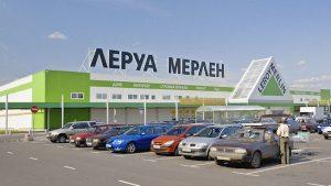 Leroy Merlin innove en Russie avec de nouveaux formats @lefilfrancoruss