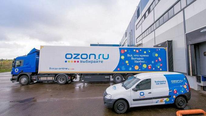 Ozon.ru réorganiser logistique e-commerce @lefilfrancoruss