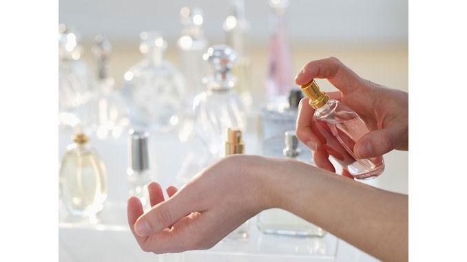 Les importations des parfums sur le marché russe