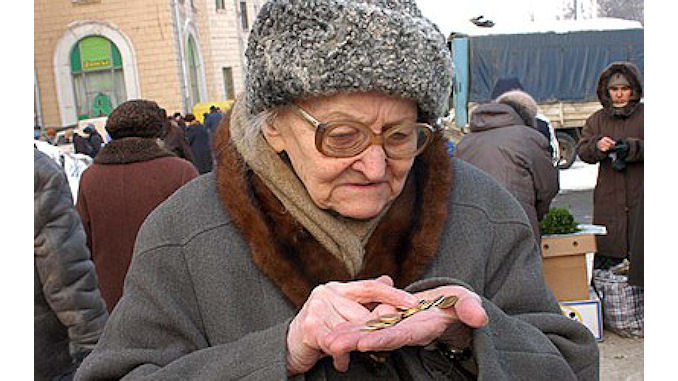 Une vague de pauvreté menace les régions russes