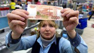 Les revenus des Russes continuent de baisser @lefilfrancoruss