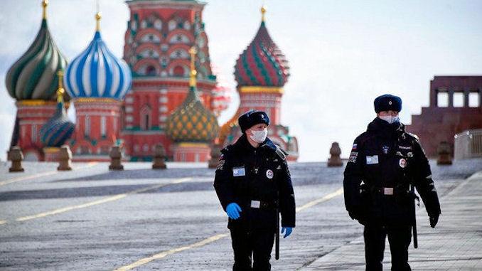 Russie déconfinement régions @lefilfrancoruss