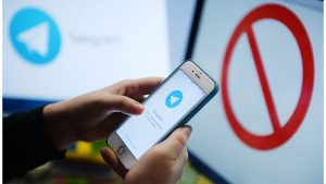 Telegram en Russie