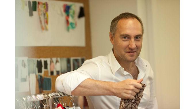 Mikhaïl Urzhumtsev DG de l'opérateur russe Melon Fashion Group