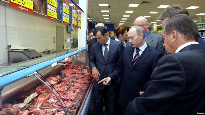 commerçants voleurs Poutine @filfrancoruss