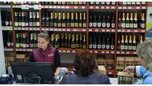vins français menacés de taxes supplémentaires en Russie